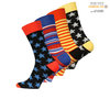 "Vincent Creation® Herren Casual Socken ""Stars & Stripes"""