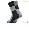 unisex cotton STOPPERsocks with anti slip sole