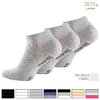 Stark Soul® unisex ankle socks in premium quality - color selectable